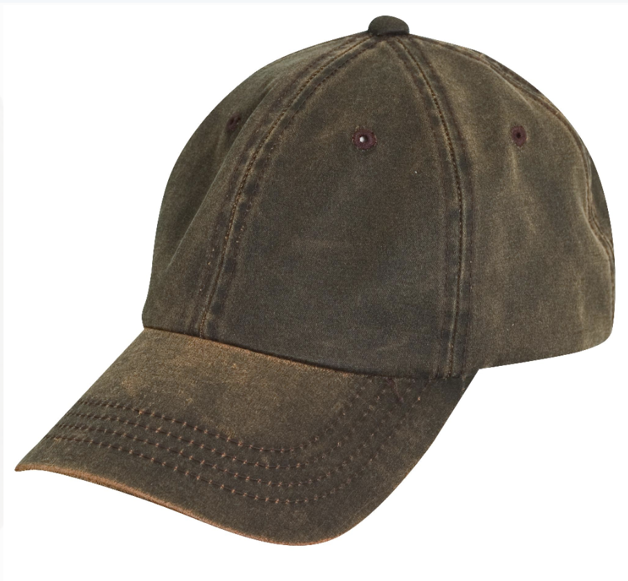 Weathered Cotton Adjustable Baseball Hat
