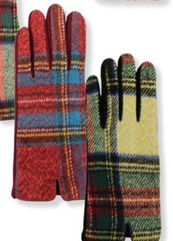 Women's Buffalo Texting Gloves