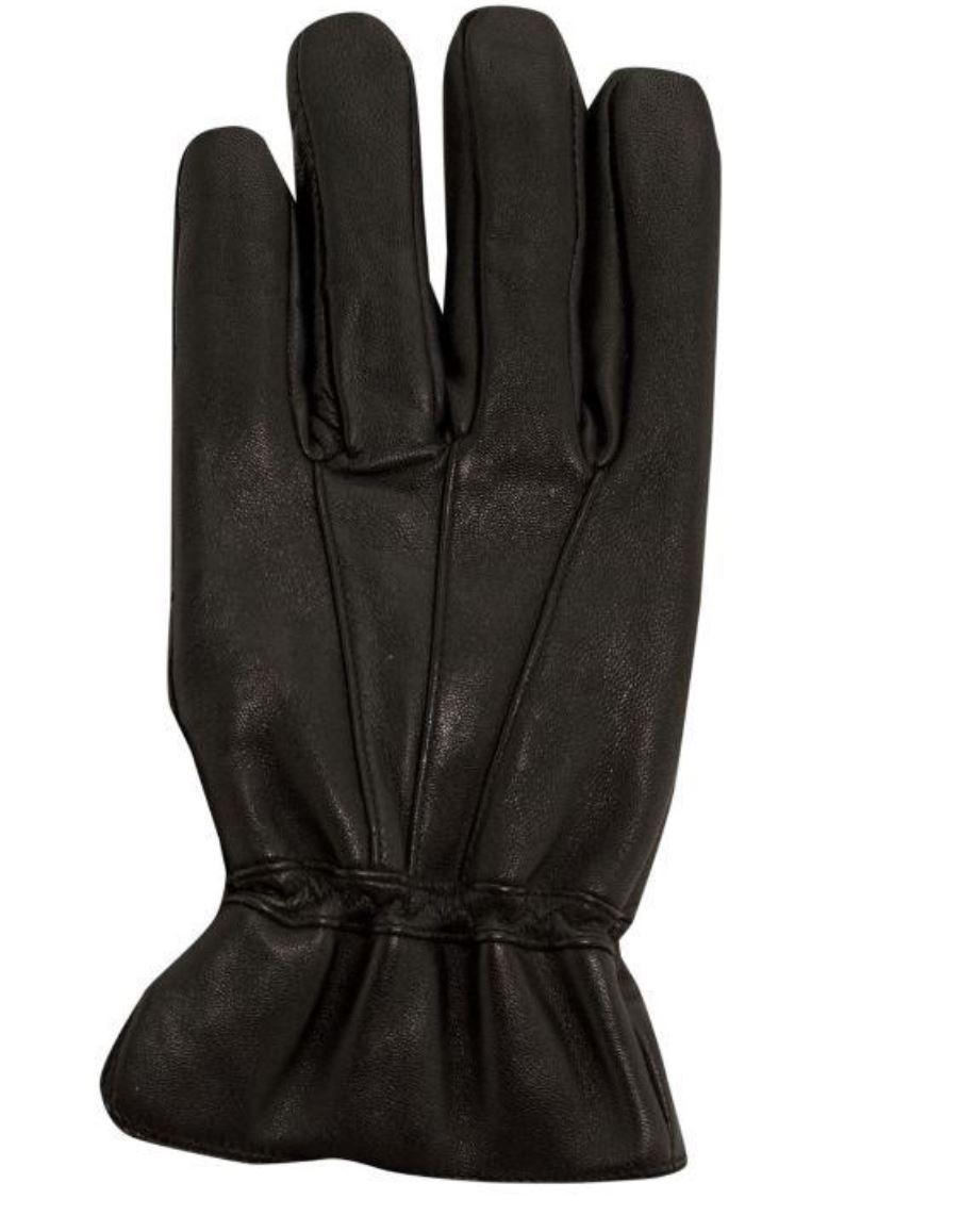 Women's Genuine Lambskin Gloves with  Thinsulate™ Insulation Black