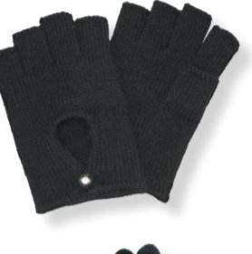 Women's Low Cut Fingerless Glove