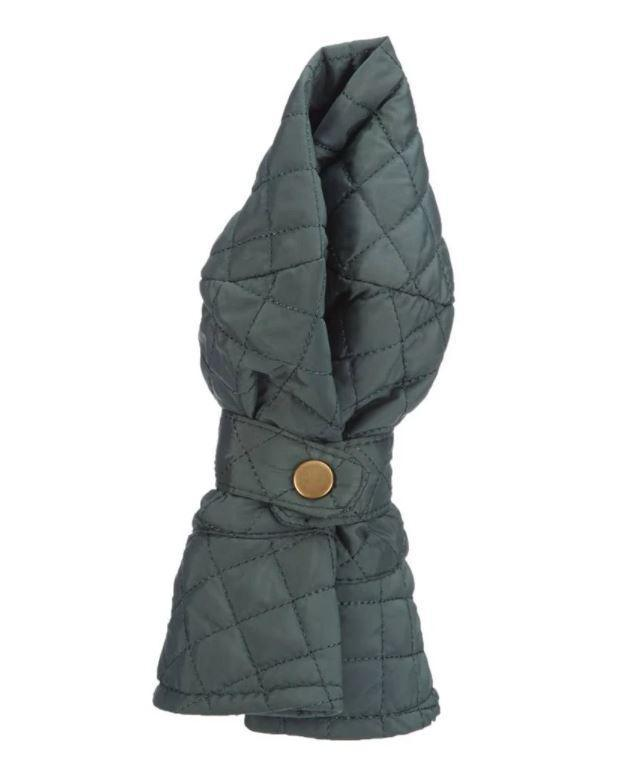 Women's Quilted Packable Rain Hat Copy