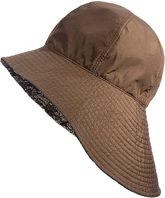 Women's Rain Hat with lace