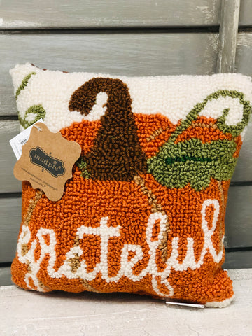 Grateful Mini Pillow