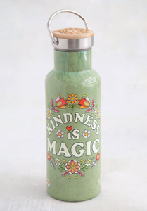 Kindness is Magic Water Bottle