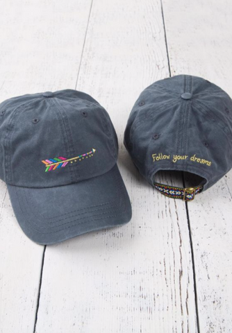 Follow Your Dreams with Arrow Hat