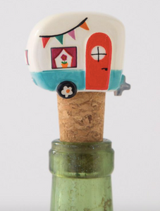 Camper Wine Stopper