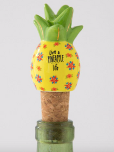 Pineapple Wine Stopper