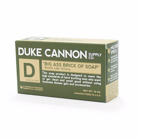 Big Ass Brick of Soap Dark Green