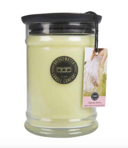 Spring Dress Candle