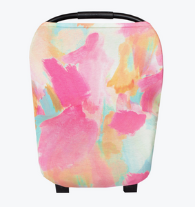 Bright Carseat Cover