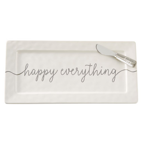 Happy Everything Serving Tray