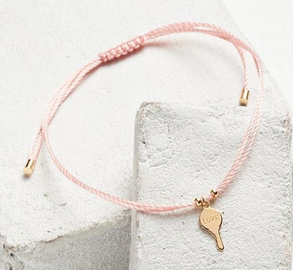 Strand Giving Key Bracelet