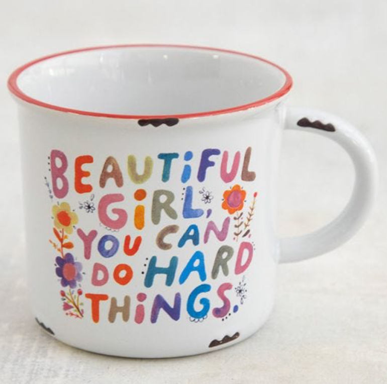Beautiful Girl Mug