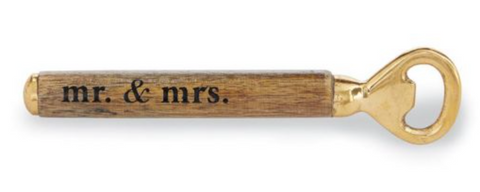 Mr & Mrs Bottle Opener