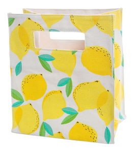 Slant Lunch Tote