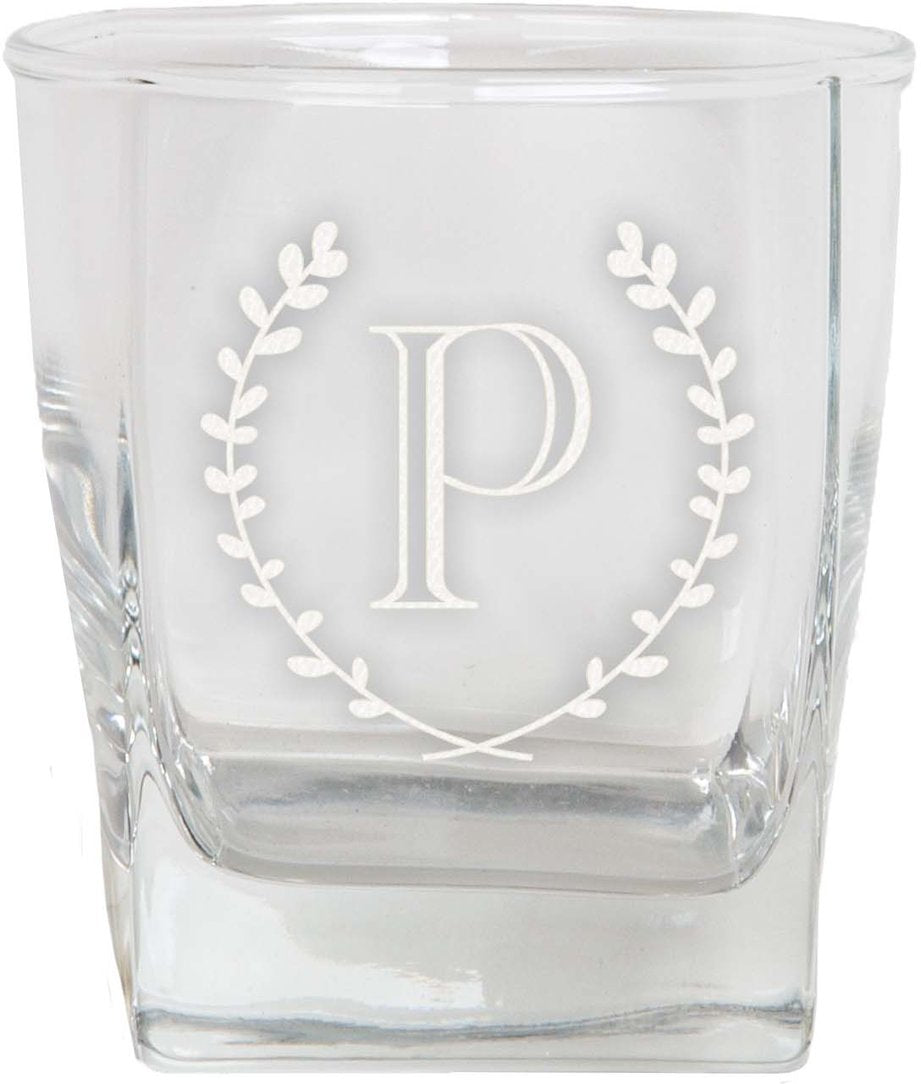 Personalized On the Rocks Glass