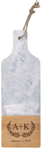 Marble Personalized Cutting Board