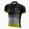 Maillot homme CLUB FIT - GRAVEL noir