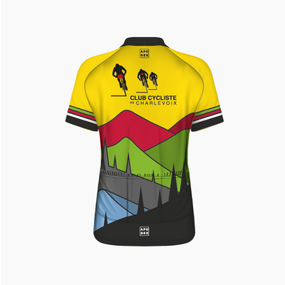 Club Cycliste Charlevoix - Maillot Club fit