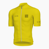 Maillot SUPER ELITE - pro Yellow