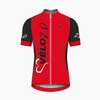 Vélo2.0 - Maillot Super Elite rouge