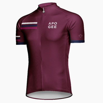 Maillot CLUB FIT-  Burgundy vibe