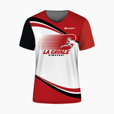 La Cavale - T-shirt manches courtes Club fit