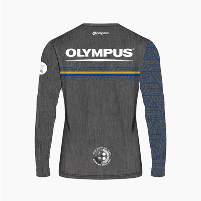 Olympus - T-shirt manches longues chaud Club fit