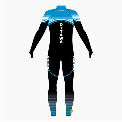 Ottawa Pacers - Short track skin suit - FULL SUBLIMATED