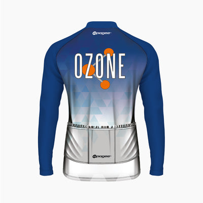 Ozone  - Maillot manches longues Club fit