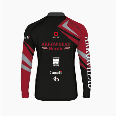 ARROWHEAD | CLUB FIT LONG SLEEVE CROSS-COUNTRY SKIING JERSEY