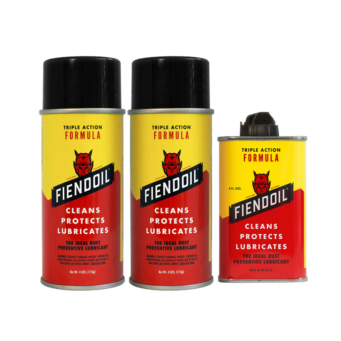 FIENDOIL™ 3 Pack (1 Drip, 2 Sprays)