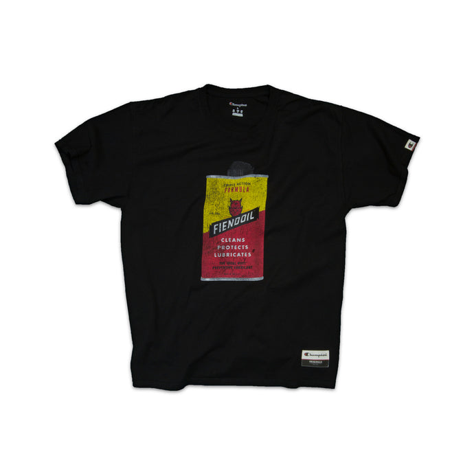 Champion - FIENDOIL™ Can T-shirt