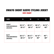 Owayo Short Sleeve Cycling Jersey