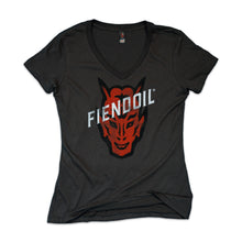 District Made - Ladies Perfect Blend V-Neck Tee