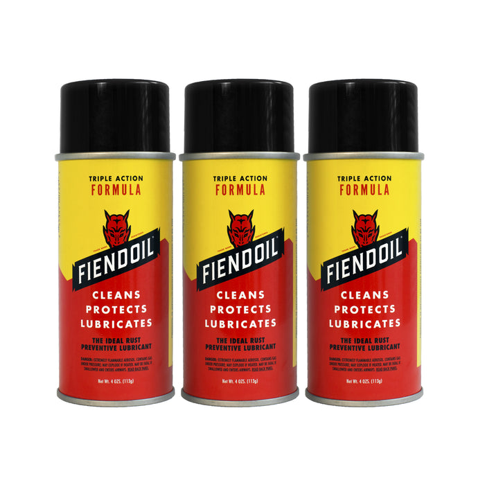 FIENDOIL™ 4 oz Spray 3 Pack
