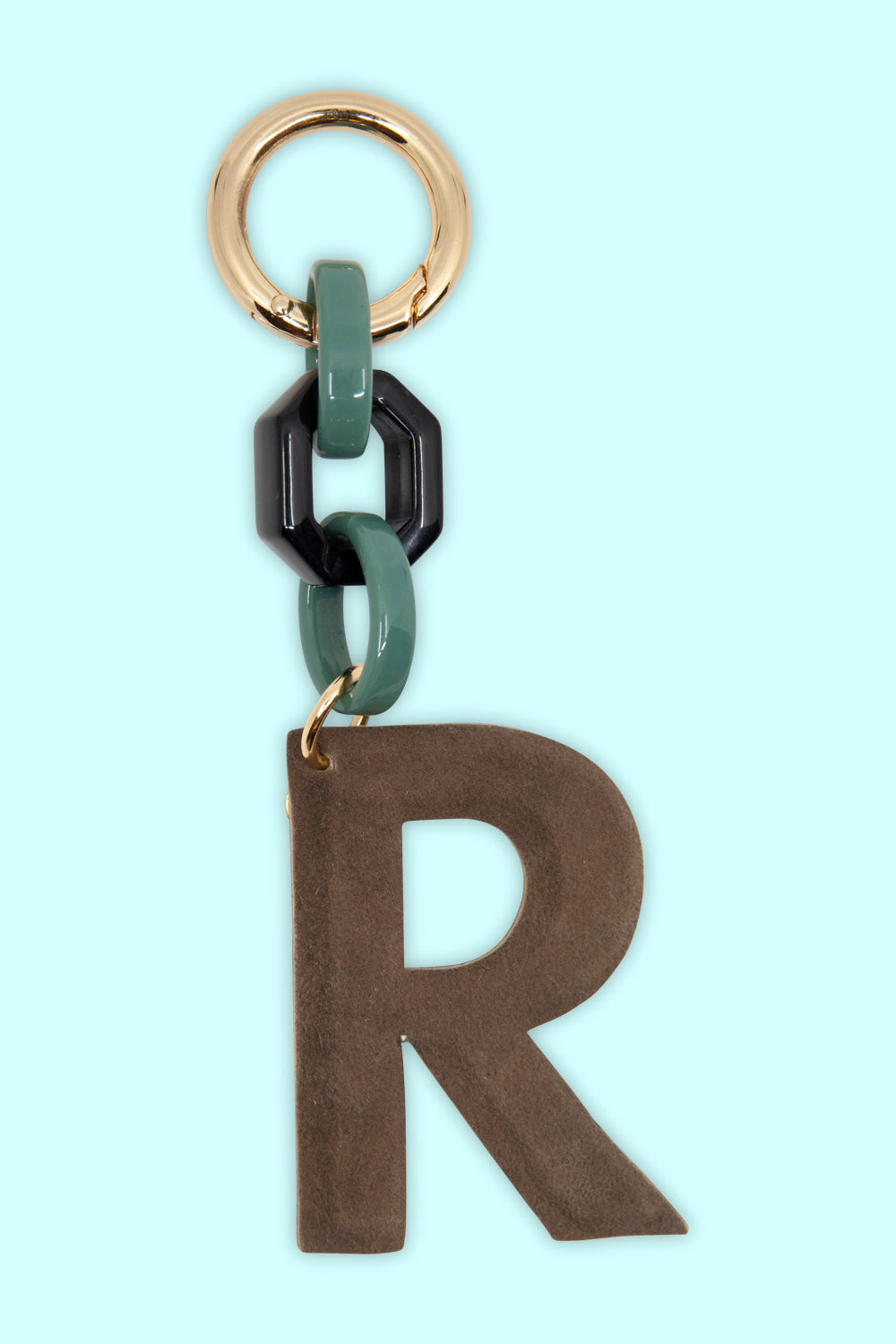 Initial R (Olive)