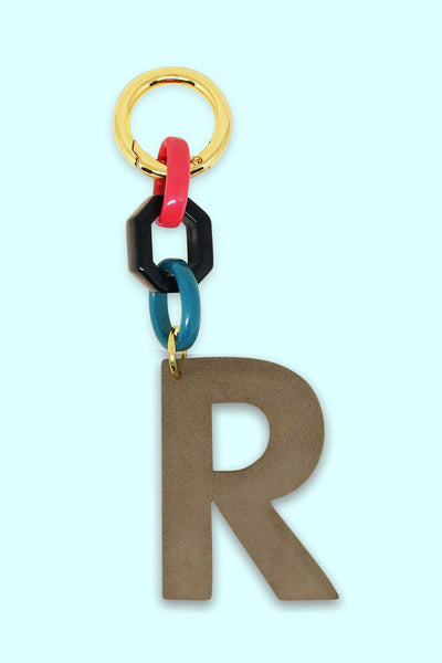 Initial R (Sand)