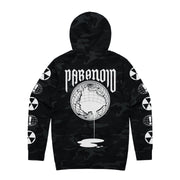 BROKEN WORLD LIGHTWEIGHT HOODIE - PARANOID