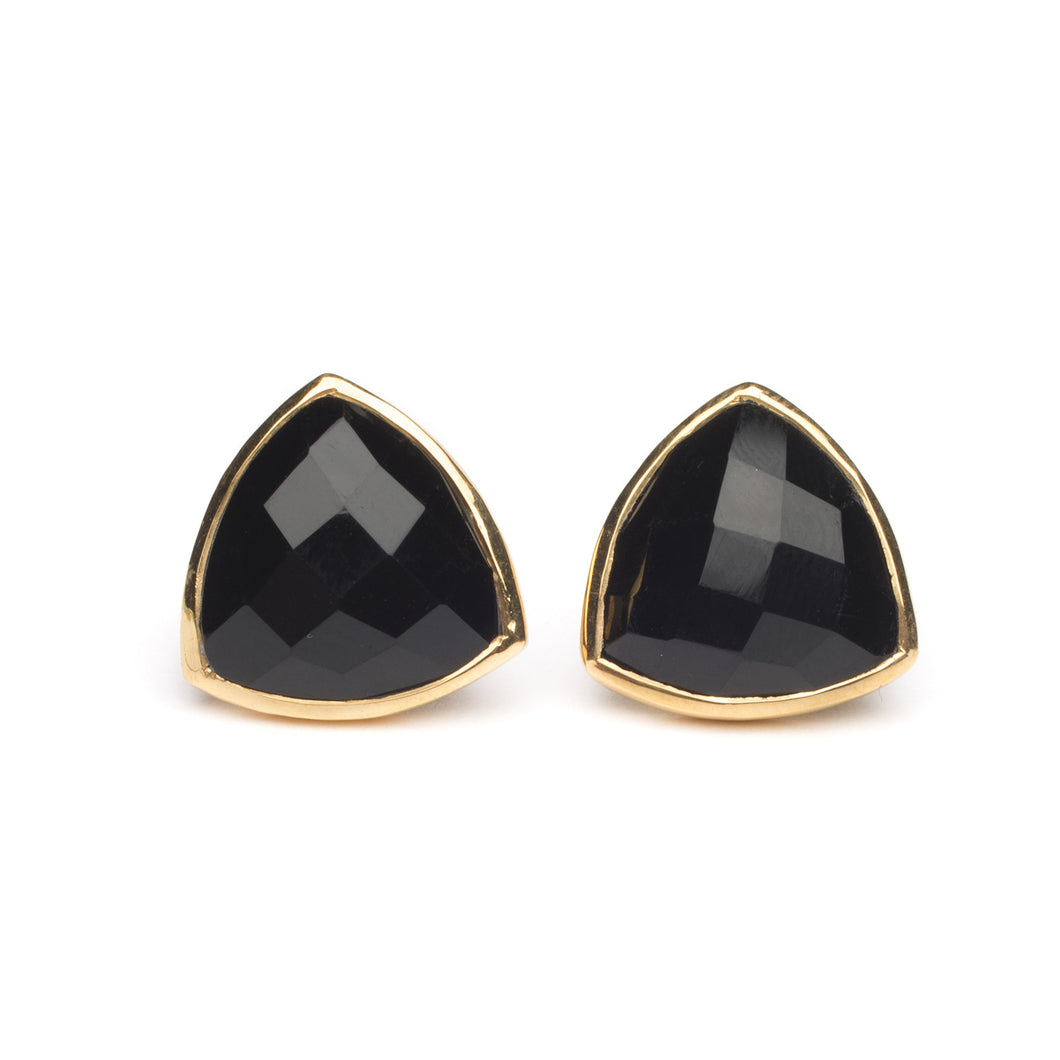 Georgia Earring in Black Onyx