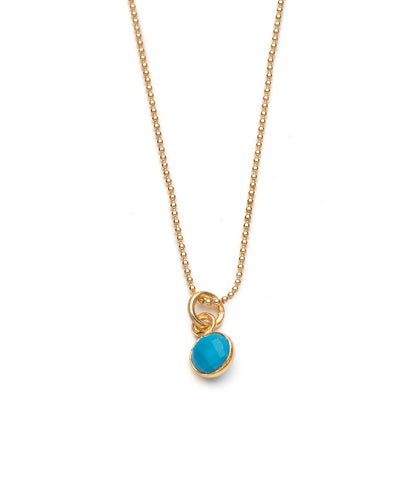 Aubrey Necklace in Turquoise