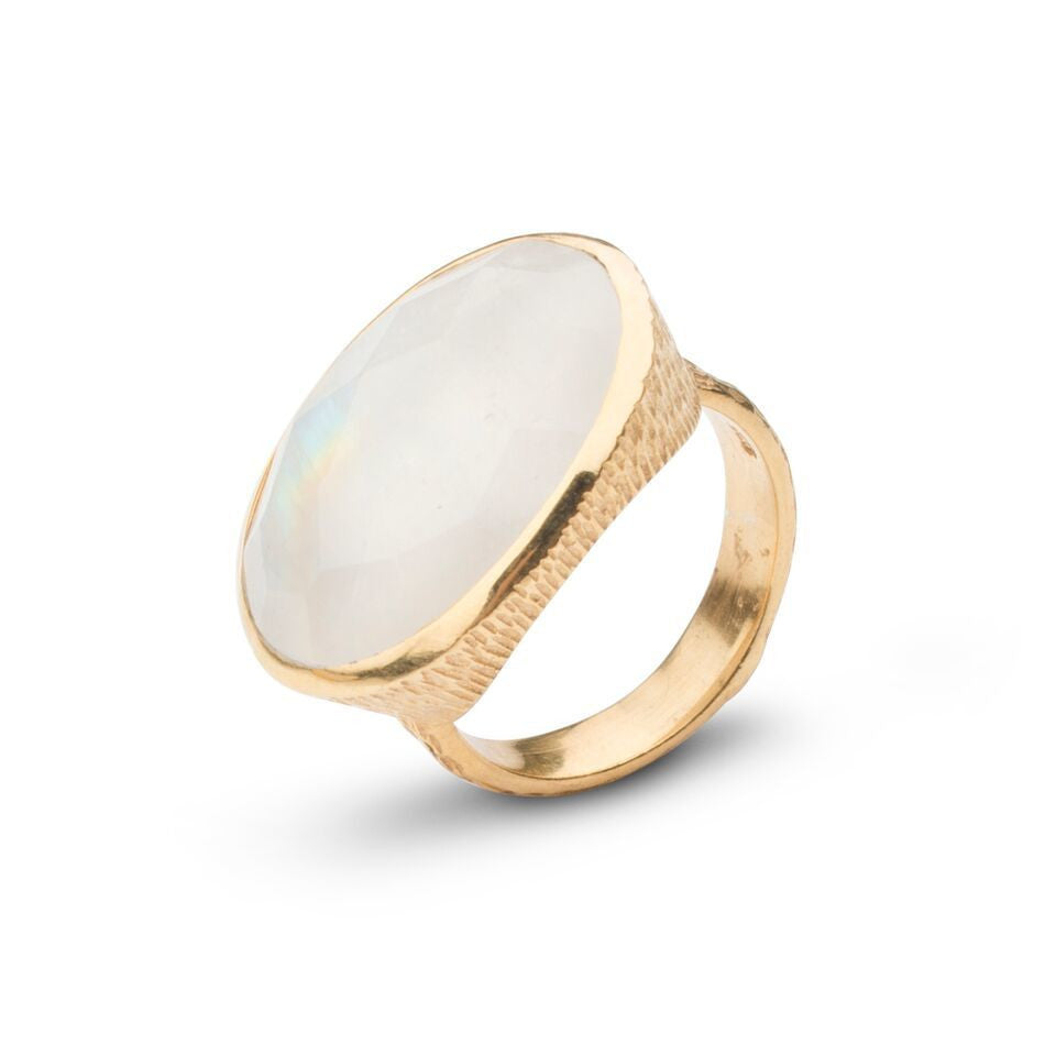 Bentley Ring in Moonstone