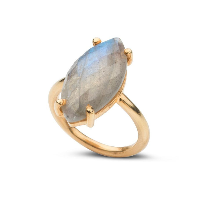 Blake Ring in Labradorite