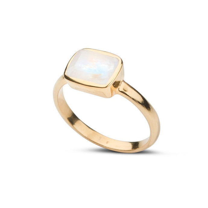 Dawson Ring in Moonstone
