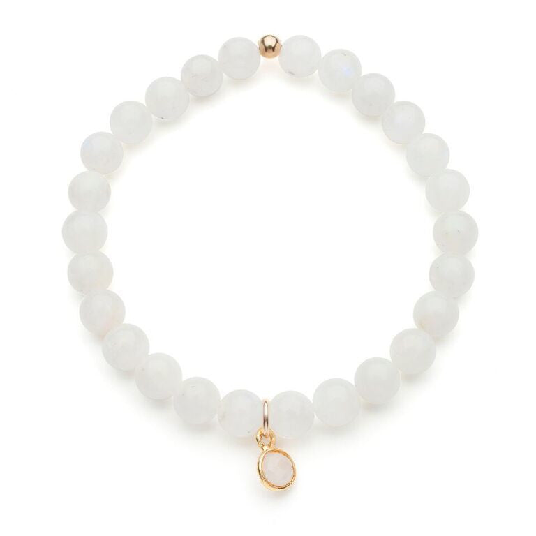 Burrard Bracelet in Moonstone
