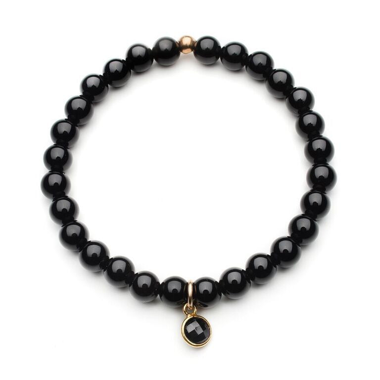 Burrard Bracelet in Black Onyx