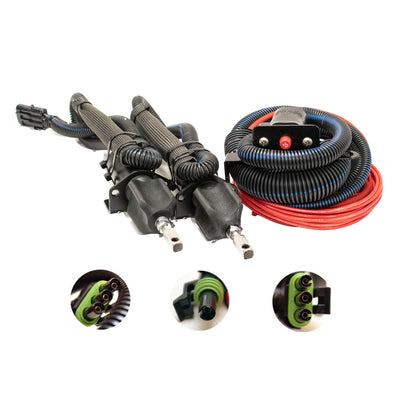 3-Wire Solenoid and Harness Kit- 10889