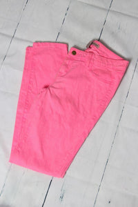 Hot Pink Summer Pants
