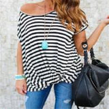 A Little Bit Of Heaven Striped Top