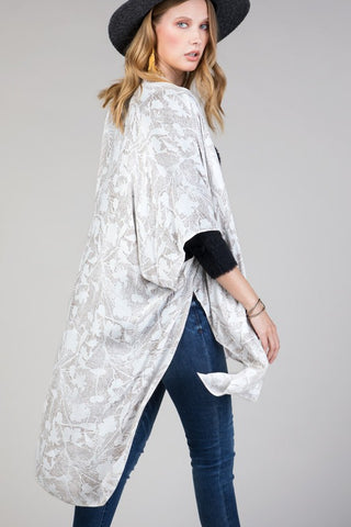 Resort Luxe Lace Overlay